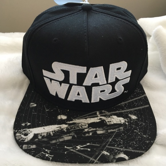 🎉Star Wars SnapBack Hat 3967e9b5c91